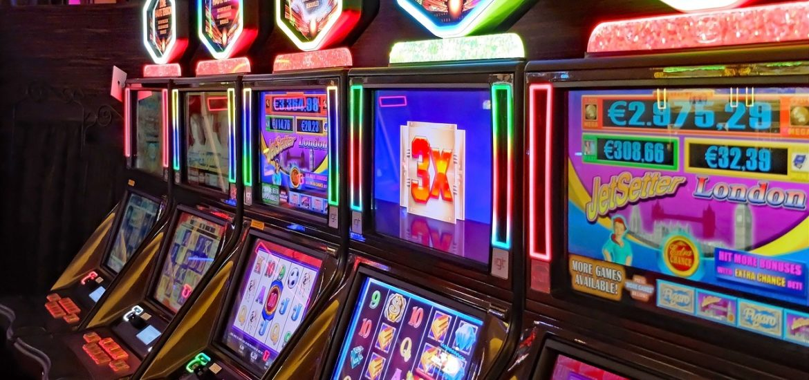 Machines à sous jackpot